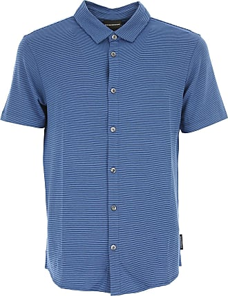 Polo Shirt for Men, Fuchsia, Cotton, 2017, XXXL Emporio Armani