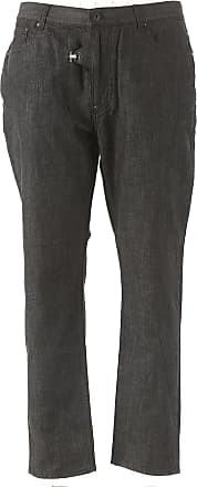 Jeans On Sale, Military Green, Cotton, 2017, 29 30 31 32 33 Emporio Armani