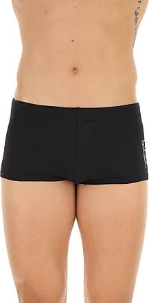Swim Shorts Trunks for Men On Sale, Black, polyamide, 2017, M (EU 48) L (EU 50) Emporio Armani