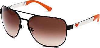 Emporio Armani Sonnenbrille Ea2064, UV 400, mehrfarbig schwarz