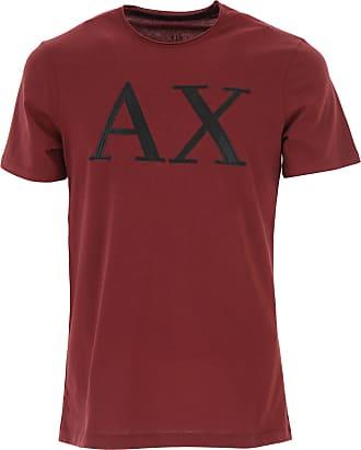 Camiseta de Hombre Baratos en Rebajas, Indigo, Algodon, 2017, L M S XL XXL Emporio Armani