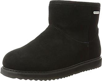 Jolie, Chaussures de sports en salle femme - Noir (Black), 37 EU (4 UK) (6 US)Emu
