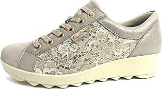 Damen Sneaker, Weiß - Smoked Pearl - Größe: 39 EU Enval soft