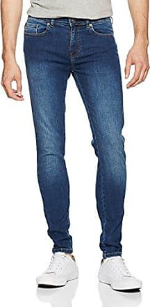 Mens Ez14 Regular Fit Jeans with Belt, Blue (Darkwash), W28/L32 (Manufacturer Size:28 R) Enzo Jeans