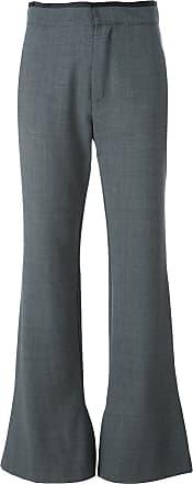 Pants for Women On Sale, navy, acetate, 2017, 28 30 Erika Cavallini Semi Couture