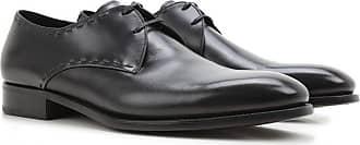 Oxford Shoes for Men On Sale in Outlet, Black, Leather, 2017, 9.5 Ermenegildo Zegna