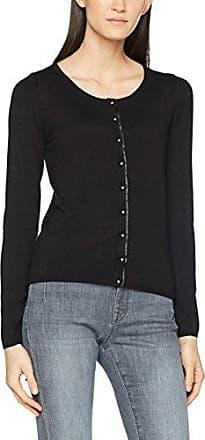 996EO1I902, Gilet Femme, Noir (BLACK), 42 (Taille fabricant: X-Large)Esprit