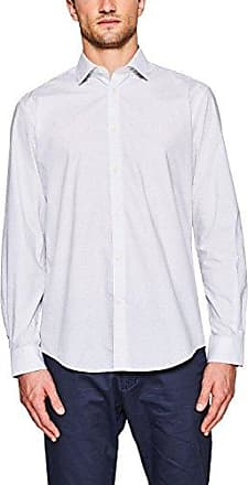 Esprit 117eo2f001, Chemise Business Homme, (White 100), 39 (Taille Fabricant: 39-40)