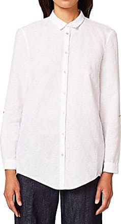 038ee1f031, Blouse Femme, Beige (Cream Beige 295), 36 (Taille Fabricant: 34)Esprit