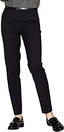 997eo1b802, Pantalon Femme, Noir (Black 001), 34 (Taille Fabricant: 32)Esprit
