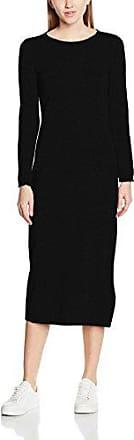 Esprit 116EE1E027, vestido Mujer, Negro (Black), 34 (Talla del fabricante: X-Small)