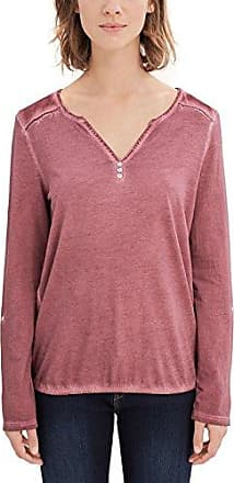 Esprit 017eo1k004, Camiseta para Mujer, Negro (Black), 32 (Talla del Fabricante: XX-Small)