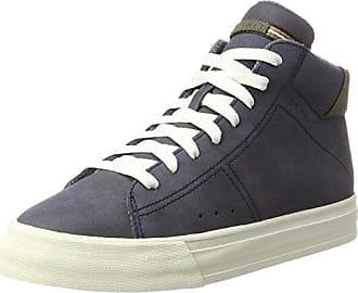 Guanda Velcro, Sneakers Hautes Femme, Noir (Black), 8 UKEsprit