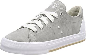 ESPRIT Damen Simona Lace up Sneaker, Grau (Grey), 42 EU