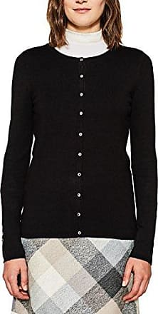 028eo1i026, Gilet Femme, Noir (Black 001), X-SmallEsprit
