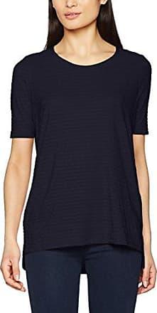 Esprit 097ee1k016, Camiseta para Mujer, Azul (Navy 400), X-Small
