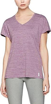 Esprit 086EO1K011, Camiseta Mujer, Multicolor (Mauve), 36 (Talla del Fabricante: Small)