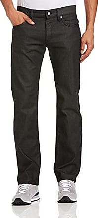 Mens Straight Fit Jeans - Grey - Grau (089 coated grey) - 36/36 (Brand size: 36/36) Esprit NFGA9f