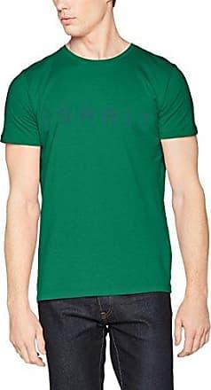 037ee2k029, T-Shirt Homme, Blanc (White), SmallEsprit