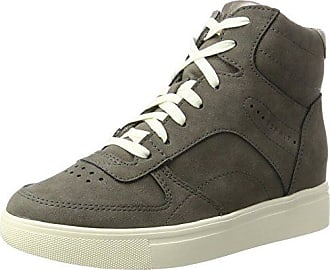 Star, Sneakers Hautes Femme, Gris (Pastel Grey 050), 41 EUEsprit