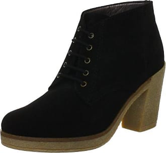 Esprit Mariella Lu Bootie, Schuhe, Stiefel & Stiefeletten, Stiefeletten, Rot, Female, 36