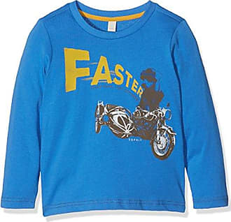 Kids RK10182, T-Shirt Bébé Garçon, Bleu (Bleu Aqua), 6-9 Mois (Taille Fabricant: 6M)Esprit
