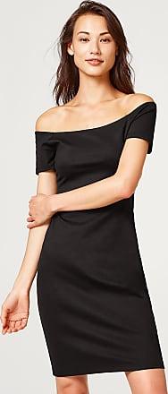 70cc39b7909 kjole stretch kvinner Esprit Shaping Black for effect HSwzUz