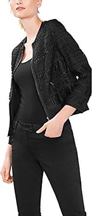 106EO1G023, Blouson Femme, Noir (Black), 40Esprit