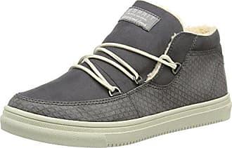 Damen Elda Bootie Hohe Sneaker, Grau (Grey), 42 EU Esprit