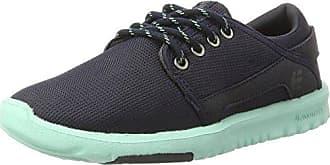 Etnies Scout Yb W's, Zapatillas de Skateboard para Mujer, Verde (Olive/White), 36 EU