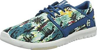 Etnies Scout - Chaussures Femme, Vert (vert / Bleu / 317), 37,5 Eu