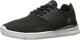 EtniesScout MT Wos - Zapatillas de Skateboard Mujer, Gris (Black/Grey/White), 37 Etnies