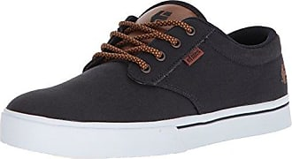 Etnies Jefferson Mid, Zapatillas de Skateboard para Hombre, Azul (Navy/Brown/White 480), 42.5 EU Etnies