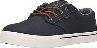 Etnies Jameson 2 Eco - Zapatillas de skateboarding para hombre,/Black/Gum/White 968, 42.5 EU