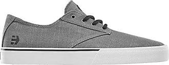 Etnies Scout, Chaussures de Skateboard Homme, Gris (Dark Grey/Red 065), 41 EU