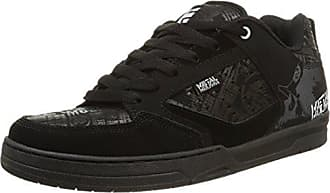 Etnies Kingpin SMU, Chaussures de Skateboard Homme, Noir (Black/Royal),41 EU