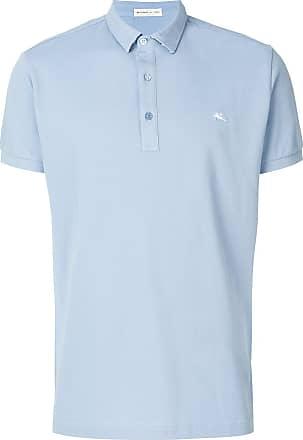 Polo Shirt for Men On Sale, White, Cotton, 2017, L M S XL Etro