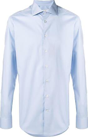 long-sleeve shirt - Blau Etro