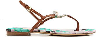 Sandals for Women On Sale, Cyclamen, satin, 2017, 3.5 4.5 5.5 7.5 Etro