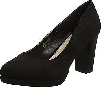 Harlowe, Zapatos con Tacon y Correa de Tobillo para Mujer, Blanco (White 03), 39 EU EVANS