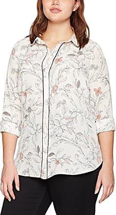 EVANS Floral Sweat, Blusa para Mujer, Gris (Grey 61), 48