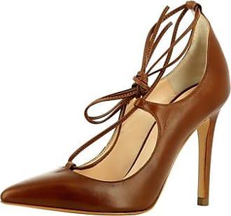 Pompes Bruin / Cognac Chaussures Evita prf9P