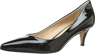 Escarpins - femme - Noir - Noir, 39 EU (5.5 Femme UK) EUEvita Shoes