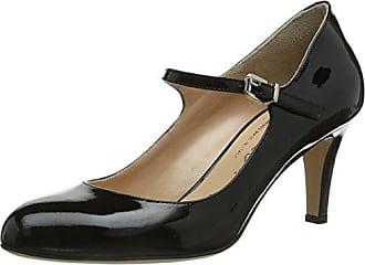 Escarpins Femme, Noir, 39 EU (5.5 UK)Evita Shoes