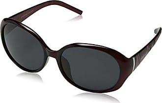 Womens Tyler Sunglasses, Black/Grey Gradient, 55 Eyelevel