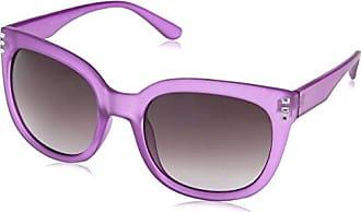 Bulgari BVLGARI Damen Sonnenbrille 0BV8181B 54198G, Grau (Tr Violet On Pearl Grey/Gradient), 56
