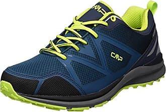 CMP Campagnolo Rigel Mid WP, Chaussures de Randonnée Hautes Mixte Adulte, Turquoise (Glass-b.Blue), 38 EU