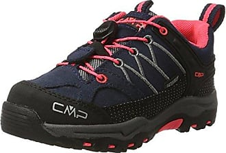 Rigel, Zapatos de Low Rise Senderismo Unisex Niños, Negro (Asphalt), 35 EU F.lli Campagnolo