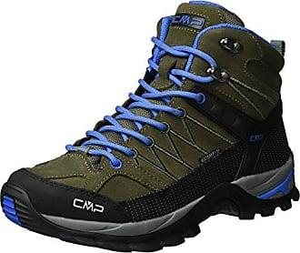 CMP Campagnolo Unisex-Erwachsene Rigel Trekking-& Wanderstiefel, Grün (Avocado-Antracite-Cedro), 38 EU