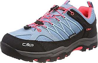 CMP Campagnolo Tauri, Chaussures de Randonnée Basses Femme, Vert (Abete), 41 EU